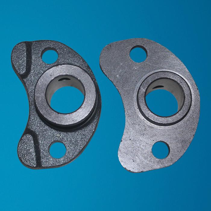 压铸圆形产品浇口设计